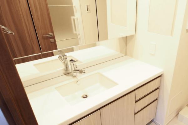 洗面台を選ぶポイント1